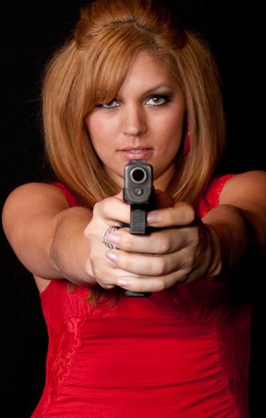Marivel and guns