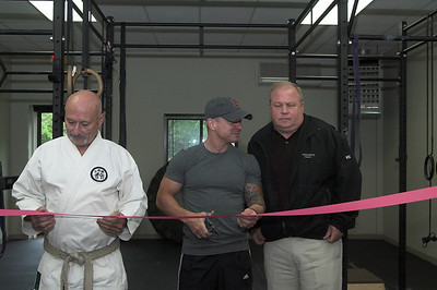 House of the Samurai and Crossfit Ribbon Cutting