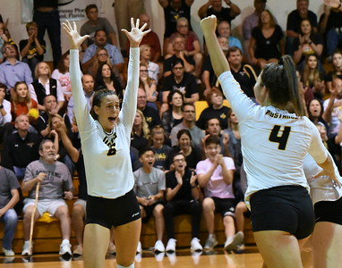 Volleyball vs Bishop Moore 10/30/2018