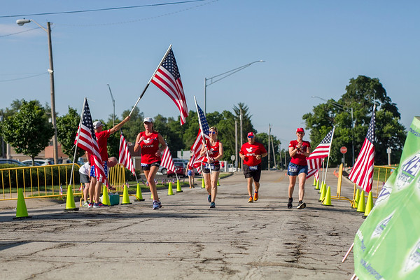 Free 4 Miler on the Fourth - July 4, 2018