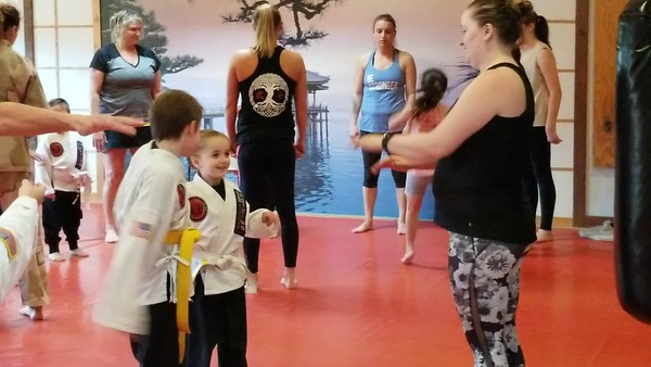 1805V PD Mother's Day Hapkido