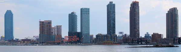 as seen from East River... Brooklyn