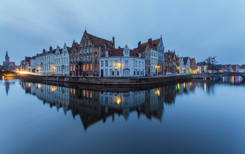 Bruges Cannal