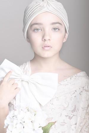 White Bow - Dani Geddes