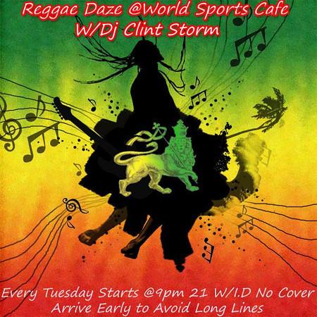 2007-07-31 [Reggae Daze, World Sports Cafe, Fresno, CA]
