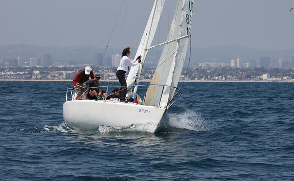 Cal Race Week Saturday Martin 242 Fleet
