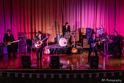 Rubber Soul The Tribute Concert at ICS