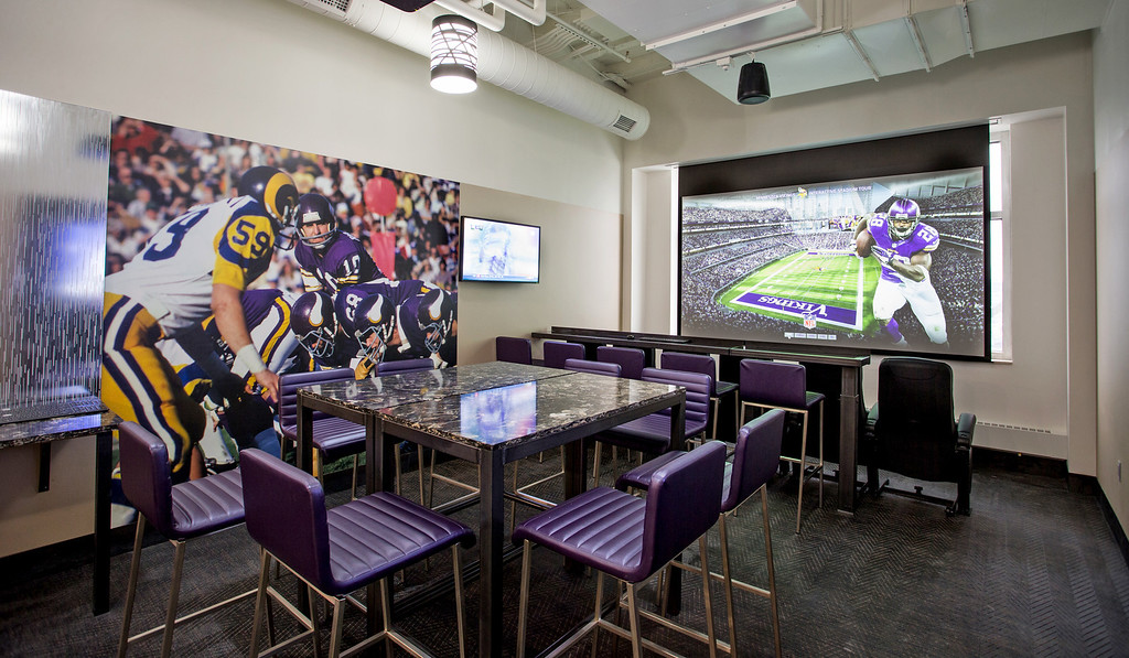 ". <p><b> The Minnesota Vikings, trying to drum up interest in their franchise and their new stadium, are giving season-ticket holders a special look at their 7,500-square foot � </b> <p> A. Stadium �preview center� <p> B. Model suite <p> C. Gaping hole at the quarterback position <p><b><a href=\'http://www.twincities.com/localnews/ci_25219410/vikings-stadium-first-look-is-free-but-seat\' target=""_blank\"">HUH?</a></b> <p>   (Photo courtesy of Minnesota Vikings and Van Wagner Sports & Entertainment)"