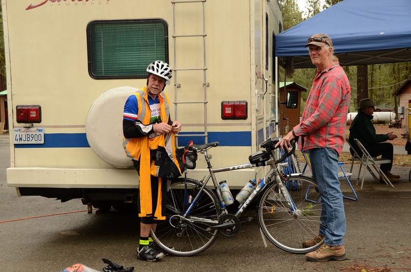 Back at Boulder Creek (Drew Carlson and Ken Johnson)