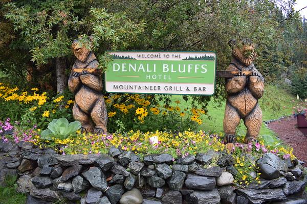 Alaska Hotels August 19