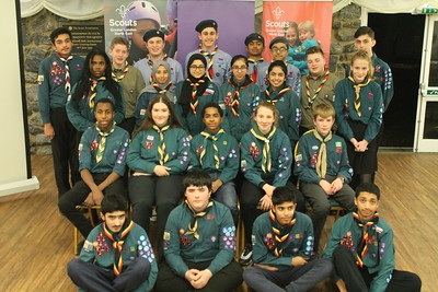 Chief Scout & Duke of Edinburgh Awards  (Dec 2019)