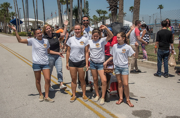 CBS Survivor Tryouts @ Victory Casino Cruises 4-29-18