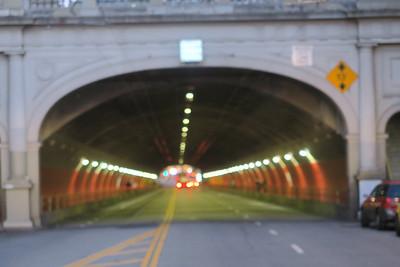 The Stockton Tunnel - San Francisco