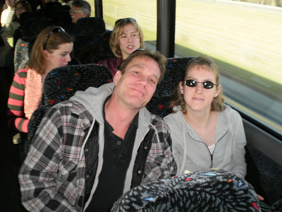 Atlantic City Bus Trip