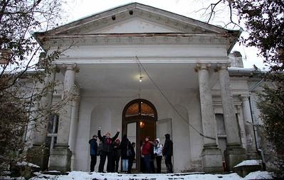 Srbija - Dvorac Sokolac i Glavaseva kuca (Novi Becej), 22.12.2018.