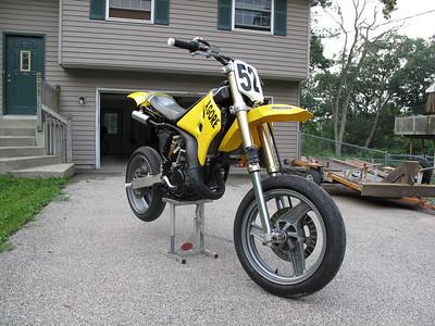 1994 Suzuki RM125