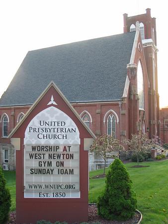 United Presbyterian West Newton PA