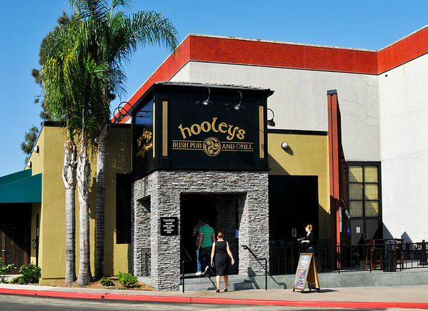 Hooley's Grand Opening