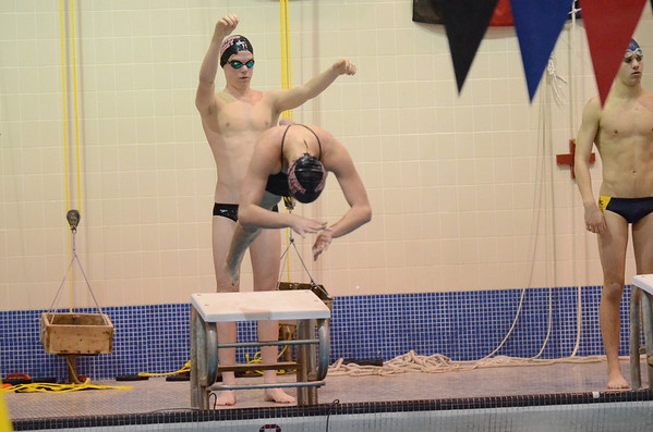 Swimming: GA vs Penn Charter - Album II