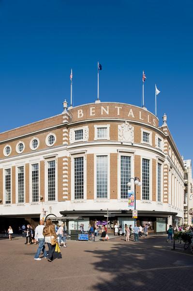 The Bentalls Shopping Centre, Kingston upon Thames, Surrey, United Kingdom