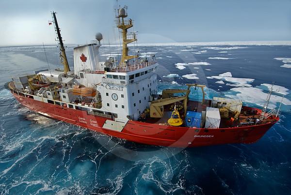 CCGS Amundsen
