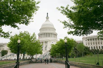 Washington DC trip April 2013