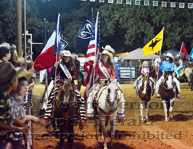 2015 Rodeo Grand Entry Saturday 9/5/2015