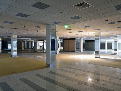Vacant Department Store