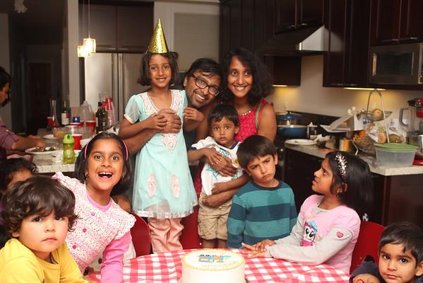 Arjun is 2 - Home