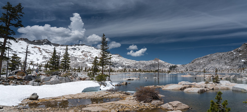 Desolation Wilderness in May