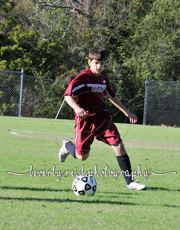 2010 102810 Grace vrs. Boyd (MS Boys Soccer)