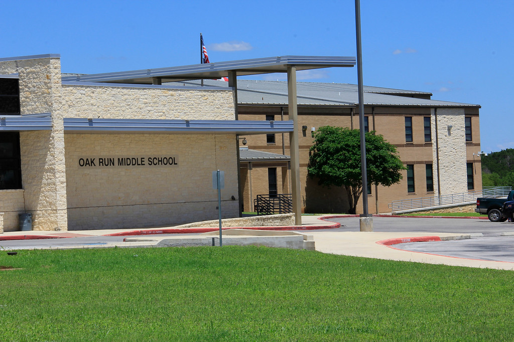 Oak Run Middle School New Braunfels Isd New Braunfels Tx