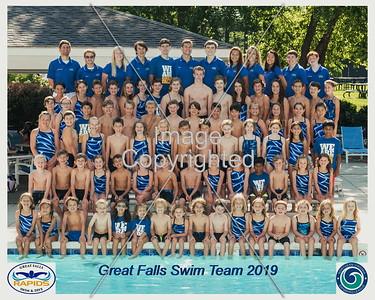 Great Falls Swimteam 2019