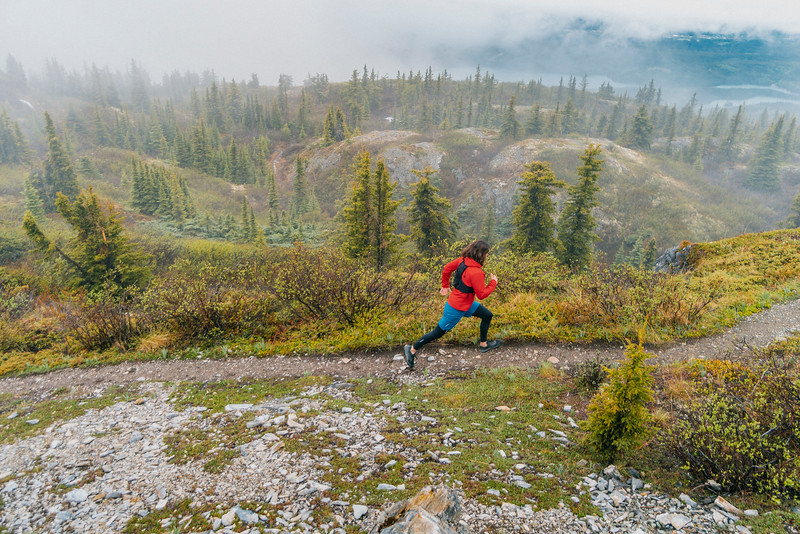 Trail Running White Horse, Yukon 2018