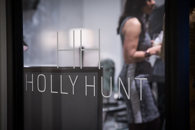 Holly Hunt Grand Opening