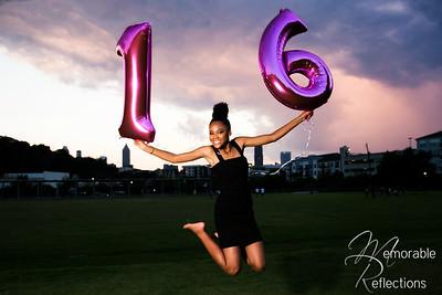 Nailah's Sweet 16