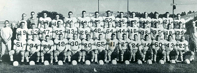 The 1958 Chadron State Eagles football team