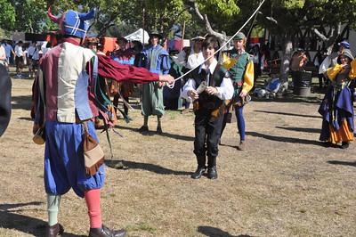 The Fourth Day of the Renaissance Pleasure Faire 17 April 2011