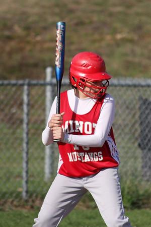 Softball: MiddleSchool 5.5.08