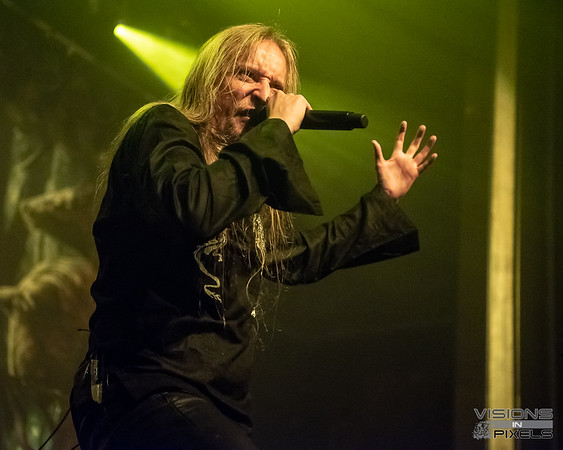 Wintersun with Ne Obliviscaris and Sarah Longfield Sept 27th