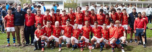 Campeonato de España de Selecciones Autonómicas Sub 14 - 14 Apr 2019