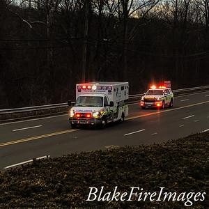 3 Car MVA - Main Ave, Norwalk, CT - 1/26/20