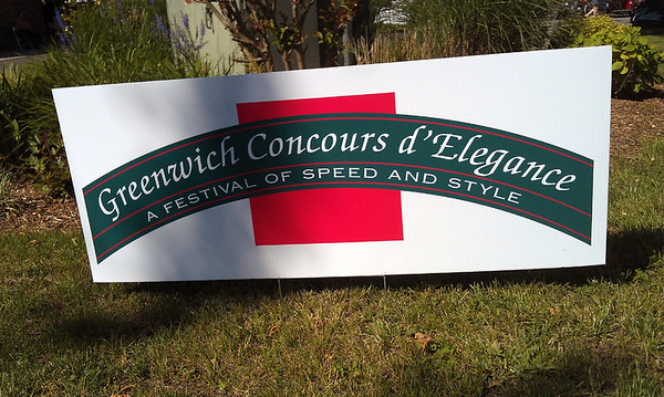 Corvettes at 2013 Greenwich Concours
