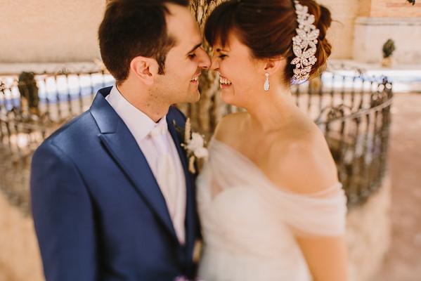 Miguel & Fina