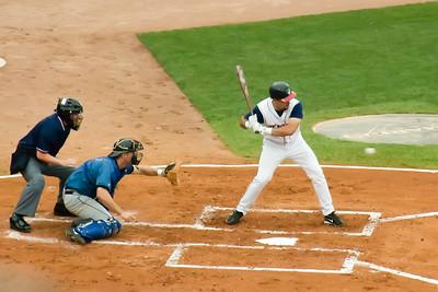 Baseball - Saltdogs vs Saints