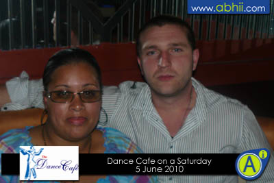 Dance Cafe - 5th June 2010