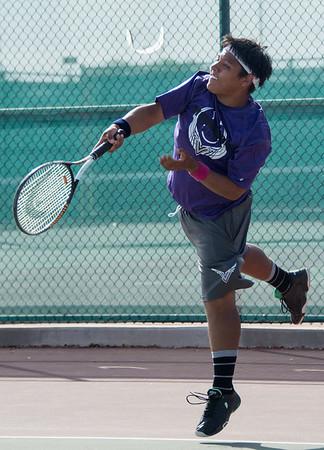Boys tennis vs. Centennial