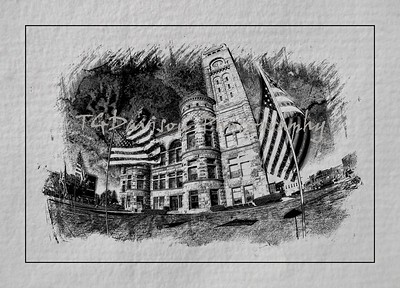Blackford County Courthouse 2017