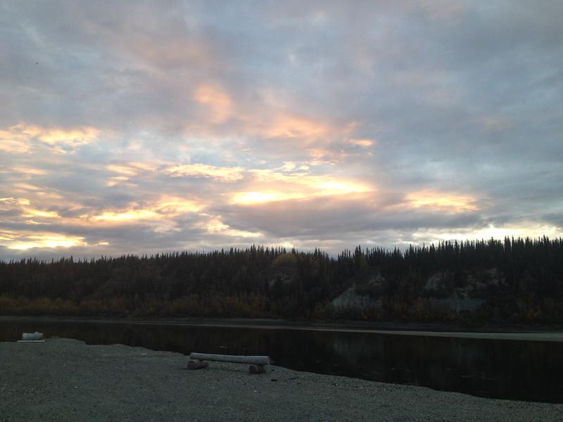 Koyukuk Sunset