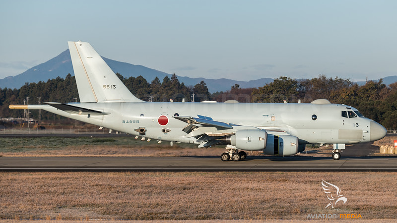 JMSDF / Kawasaki P-1 / 5513